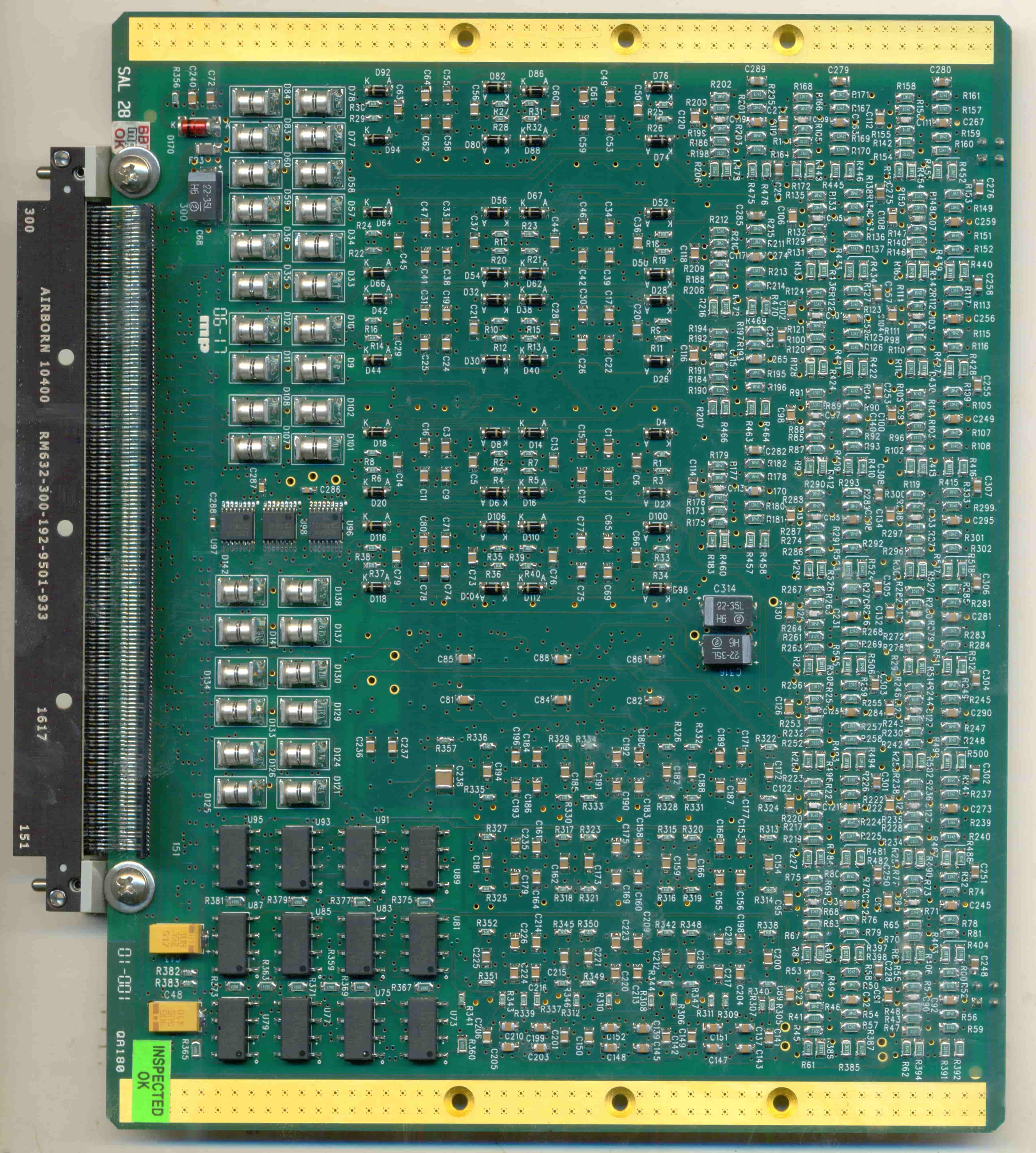 Peninsula Electronics Specializes In The Pcb Manufacturing Of Smt Circuit Schematic Diagram Gallery