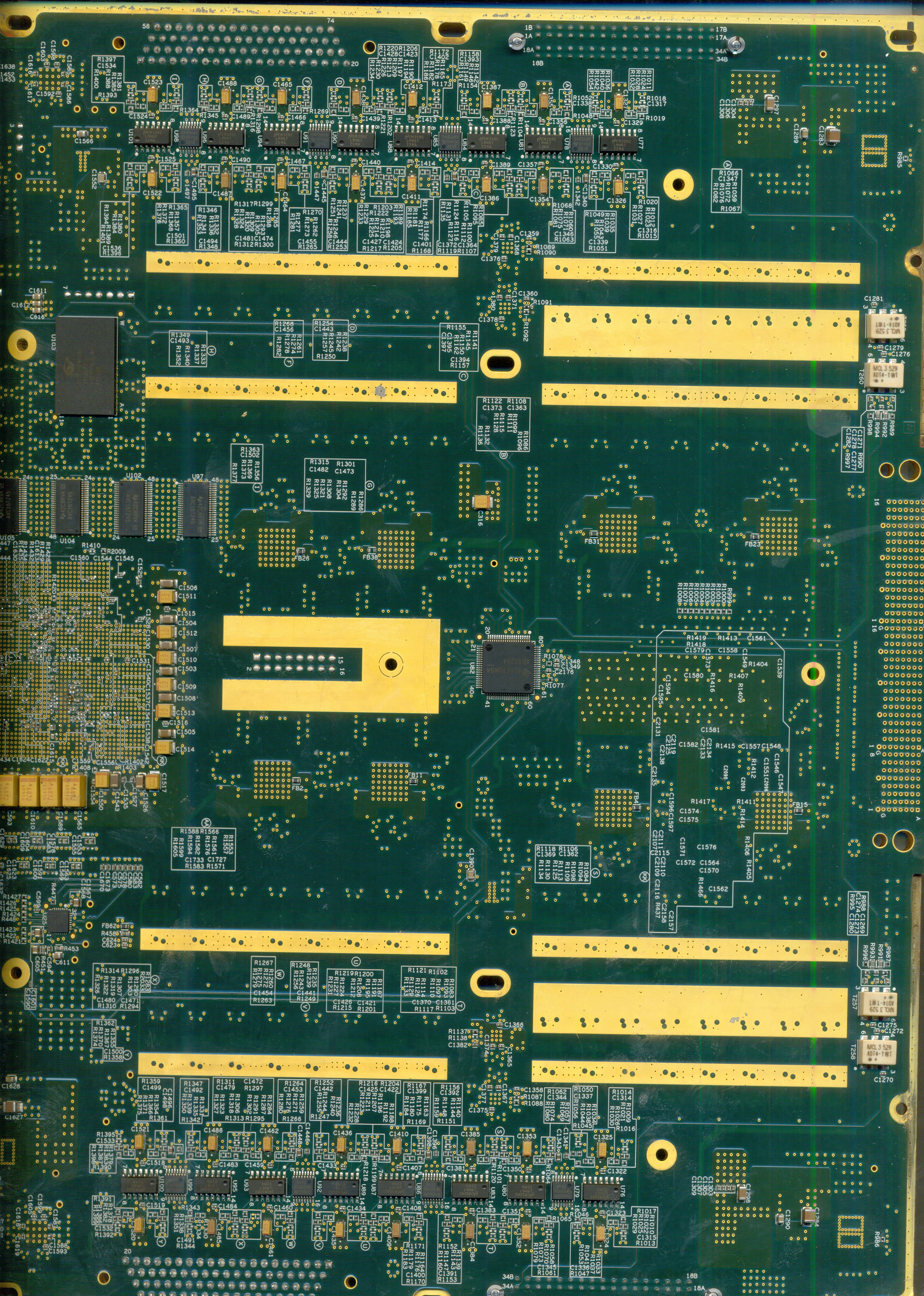 Peninsula Electronics Image Lead Free Pcb Assembly Rohs Printed Circuit Board Assemblies Gallery